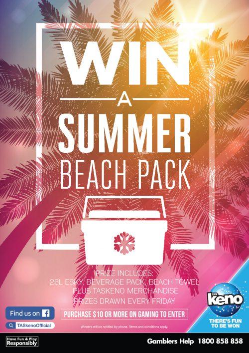 WIN a Summer Beach Pack