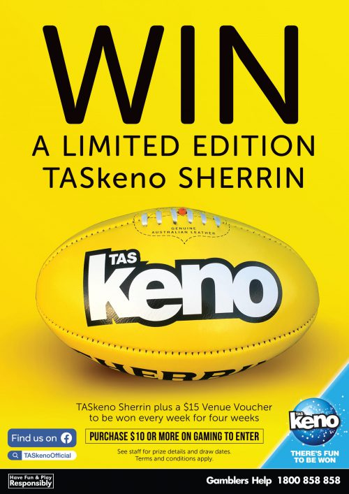 WIN a Sherrin Weekly