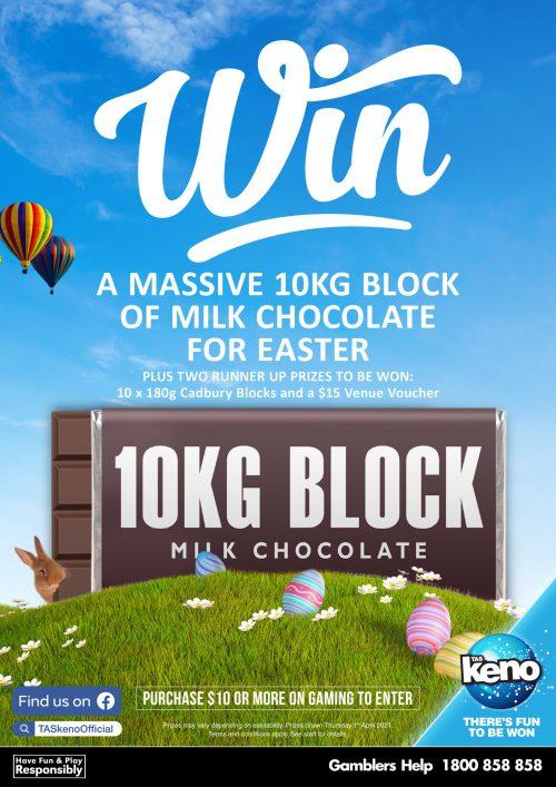 TASkeno Easter 10kg Block
