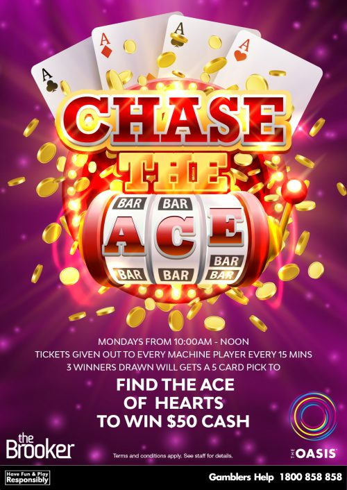 Brooker Inn - Chase the Ace!