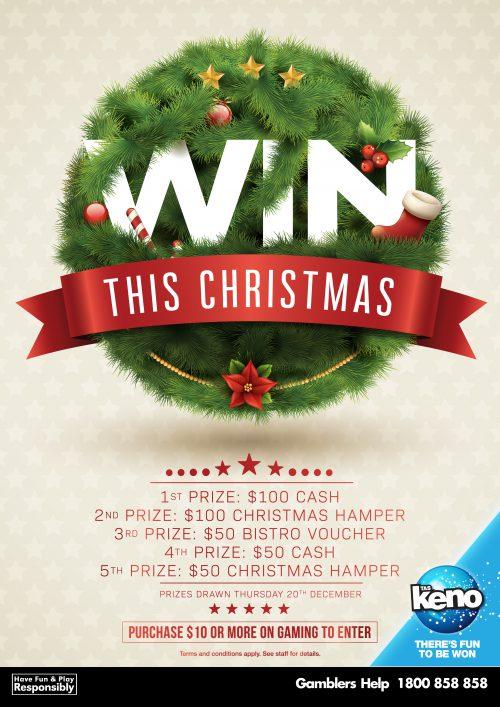 Legana Tavern Christmas promotion