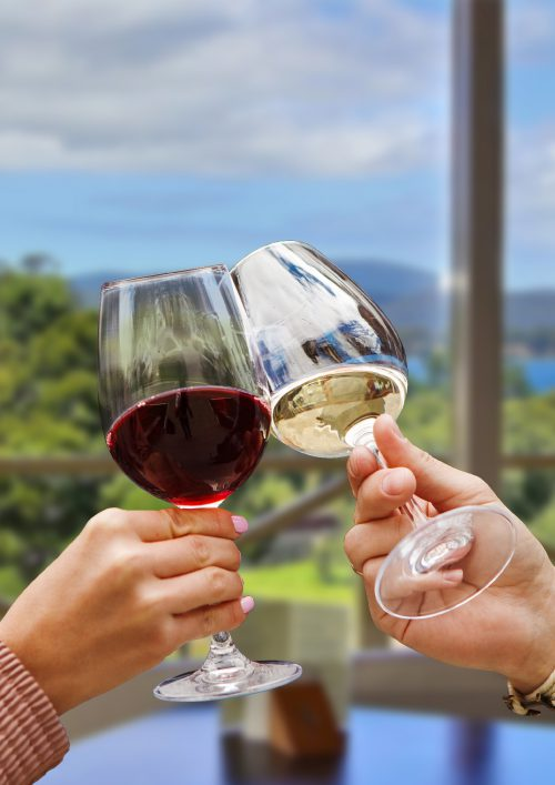 Complimentary Wine Offer