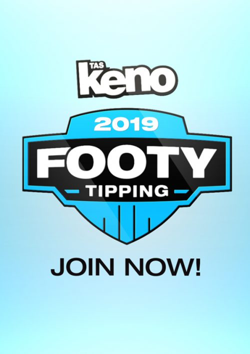 TASkeno 2019 Footy Tipping